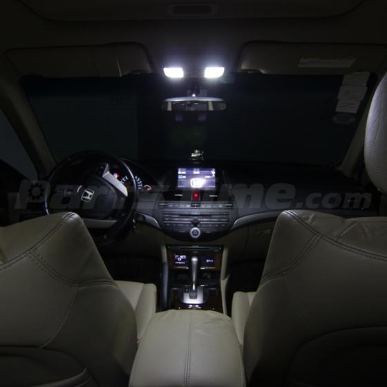 9pcs x white led lights interior package deal for 2003 2006 infiniti g35 sedan ebay. Black Bedroom Furniture Sets. Home Design Ideas