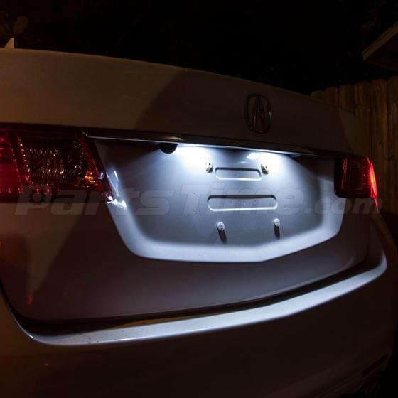 2014 Mazda Cx 5 Interior: 7 White LED Interior Lights Package Kit For 2013-2015