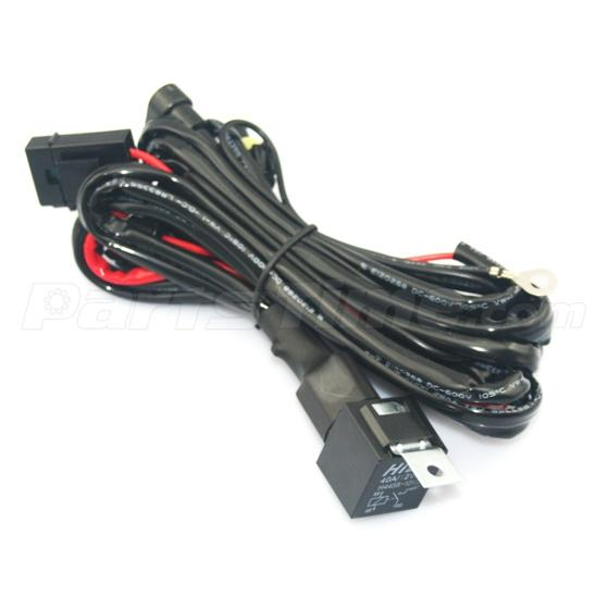 1x xenon hid conversion relay harness wire kit for headlight 9145 1x xenon hid conversion relay harness wire kit for headlight 9145 9006 9005 hb3