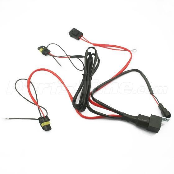 1x plug n play xenon hid conversion kit relay wiring harness 9005 1x plug n play xenon hid conversion kit relay wiring harness 9005 9006 9145 hb3