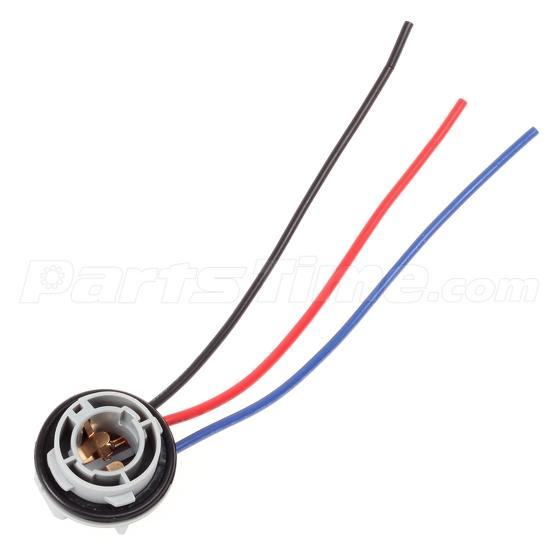 2x adapter connector plugs extension wire harness socket 1157 2057 2x adapter connector plugs extension wire harness socket 1157 2057 turn signal