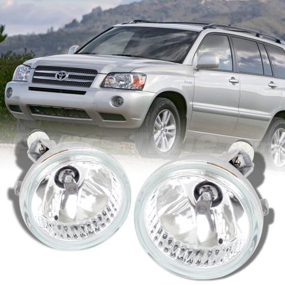 2003 Toyota Prius Transmission: For 04 07 Toyota Highlander 04 09 Prius Left Right Fog