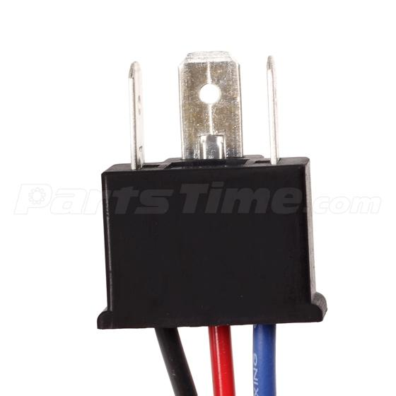 Pigtail Adapter 9008 H13 Hid Wiring Harness Headlight Wiring Diagram