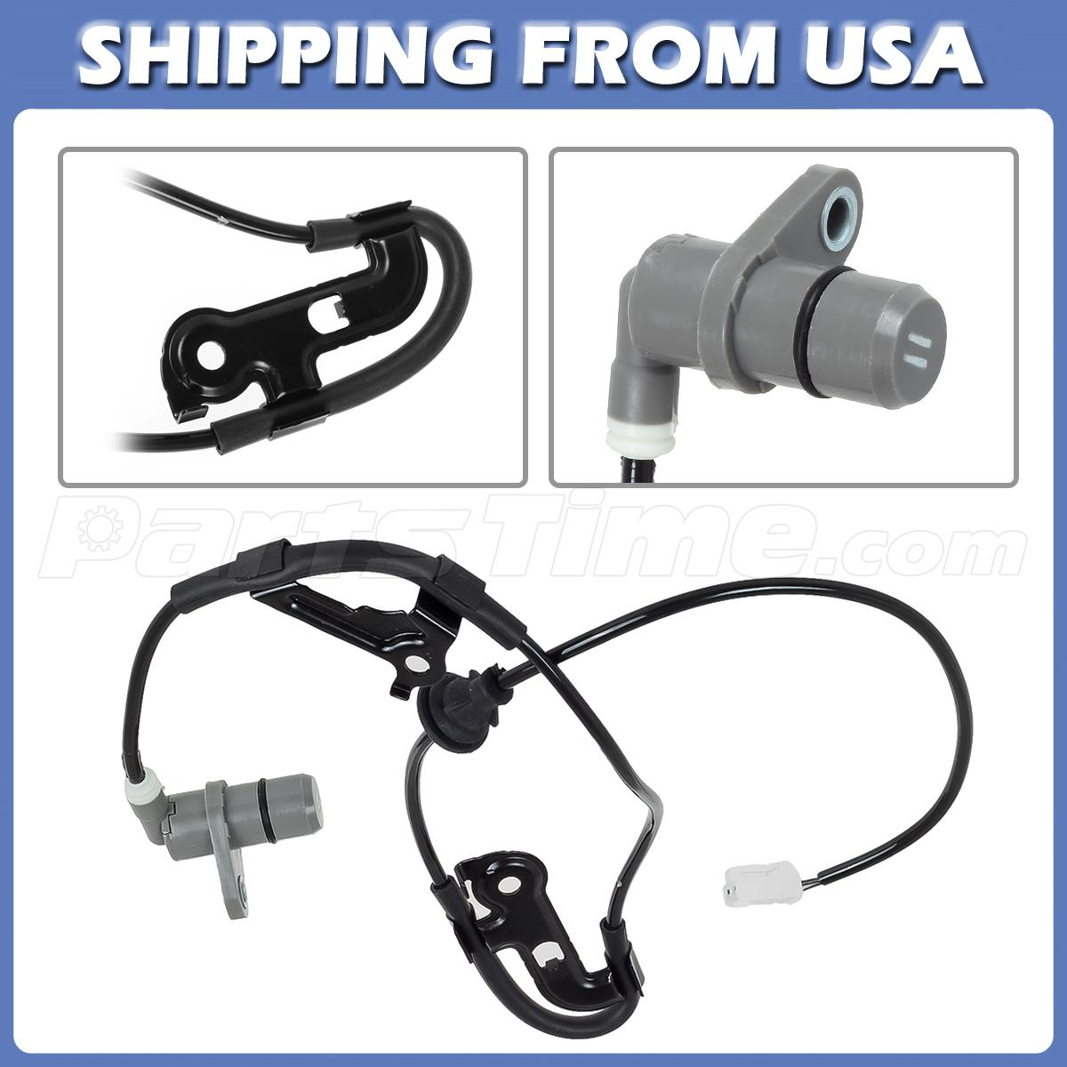 1992 Toyota Camry Transmission: ABS Wheel Speed Sensor Right Rear 89545 33020 ALS266 For