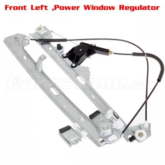 Front power window regulator driver side for gmc yukon xl for 2002 yukon window regulator