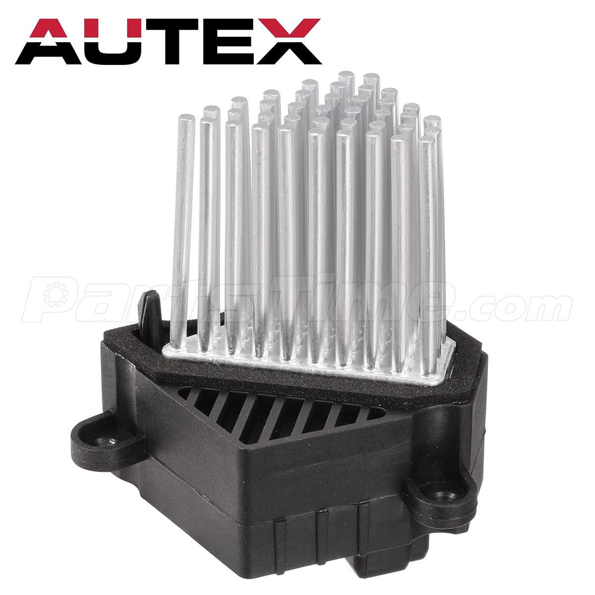 A C Heater Blower Motor Resistor For Bmw E46 E39 X5 X3