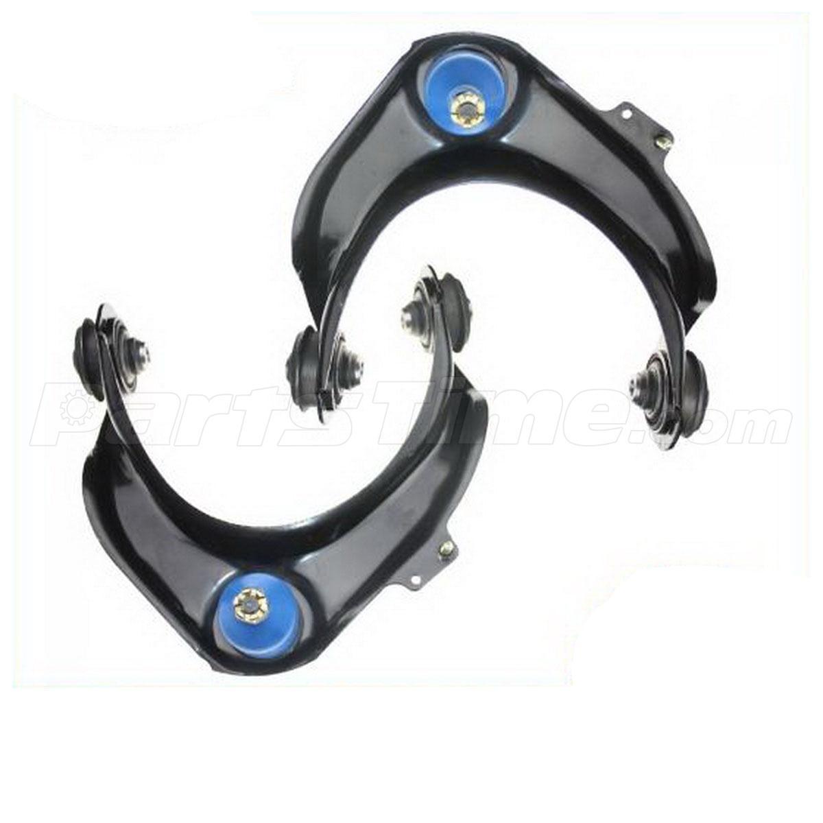 1 pair 2x set front upper control arms for 1998 2002 honda accord 1 yr warranty ebay for 2001 acura cl interior door handle
