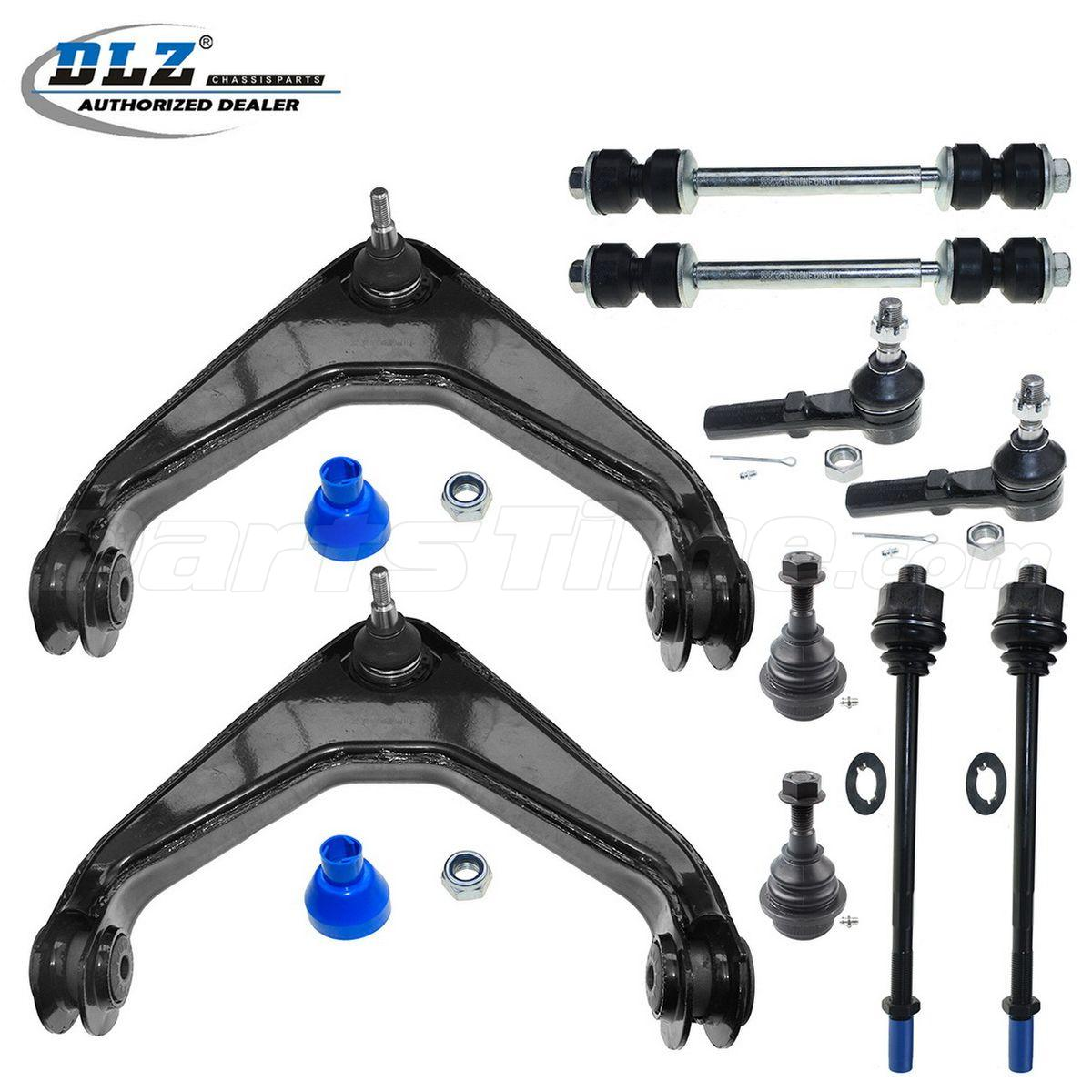 10 PCS Front Suspension Kit For 2002-2006 CHEVROLET