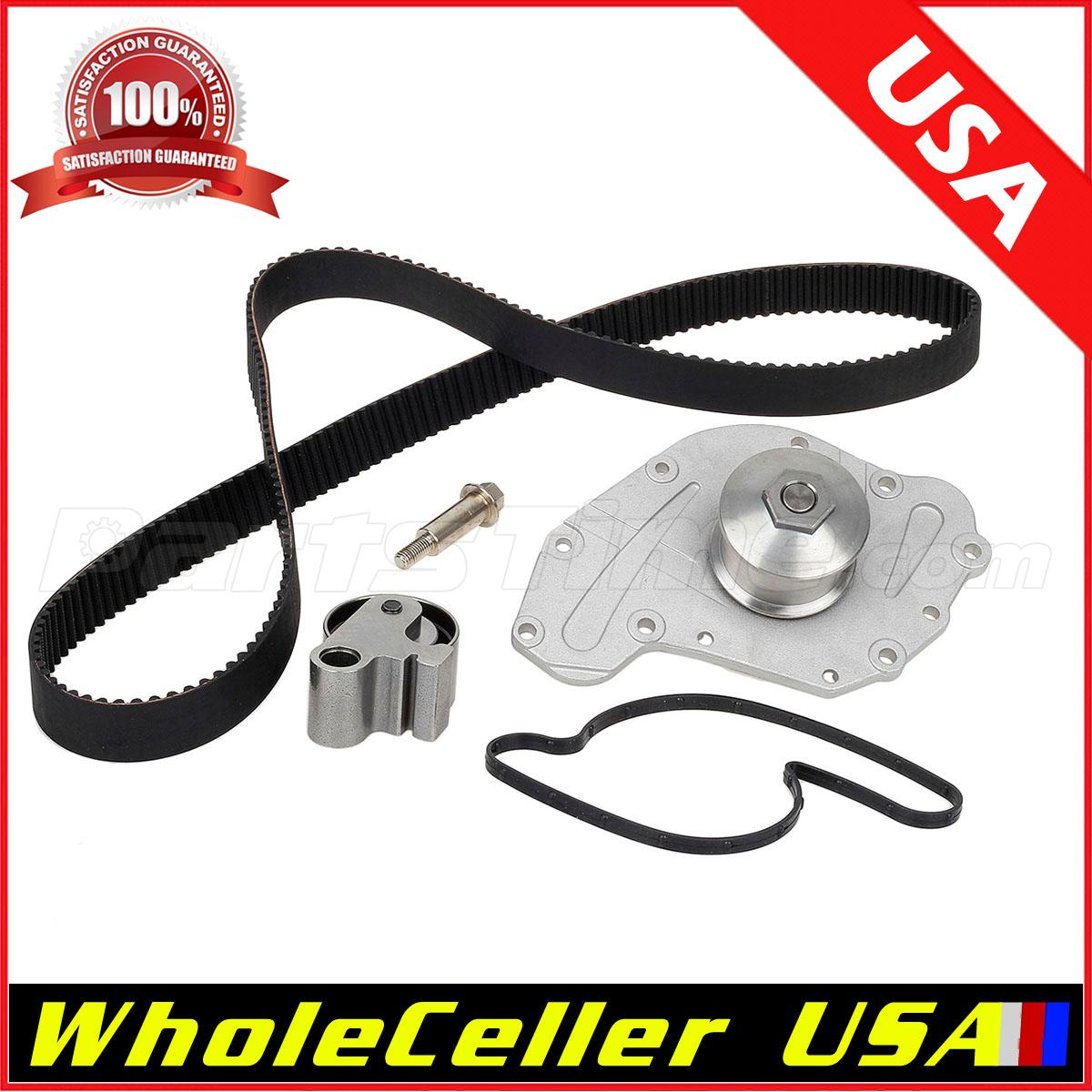 Dodge Timing Belt : Timing belt water pump tensioner kit fits dodge