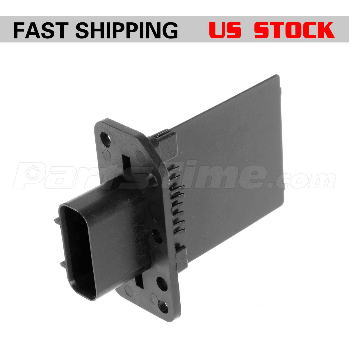 973011 A C Fan Control Blower Motor Resistor For Ford F150 F250 F