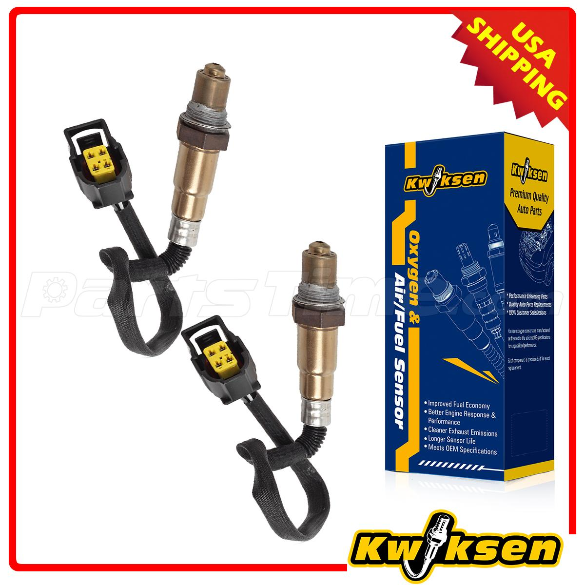 2pcs Oxygen O2 Sensor 1, 2 234-4881 For 08 09 10 Dodge