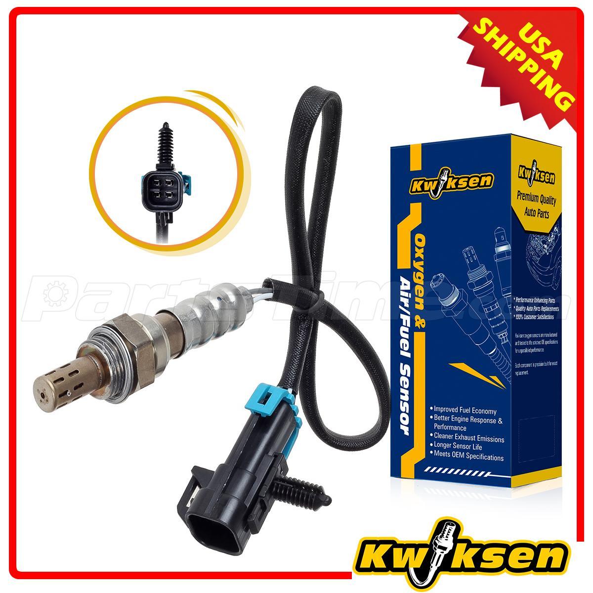 2002 Chevrolet Trailblazer Transmission: Upstream Oxygen O2 Sensor 234-4112 For 2002 2003 Chevrolet