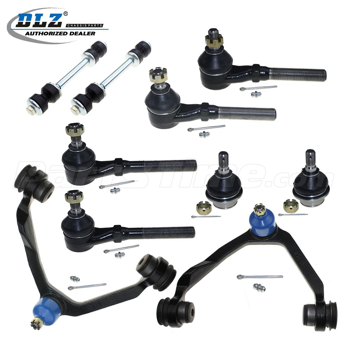 Front Suspension Kit For 1997-02 Ford Expedition(4WD