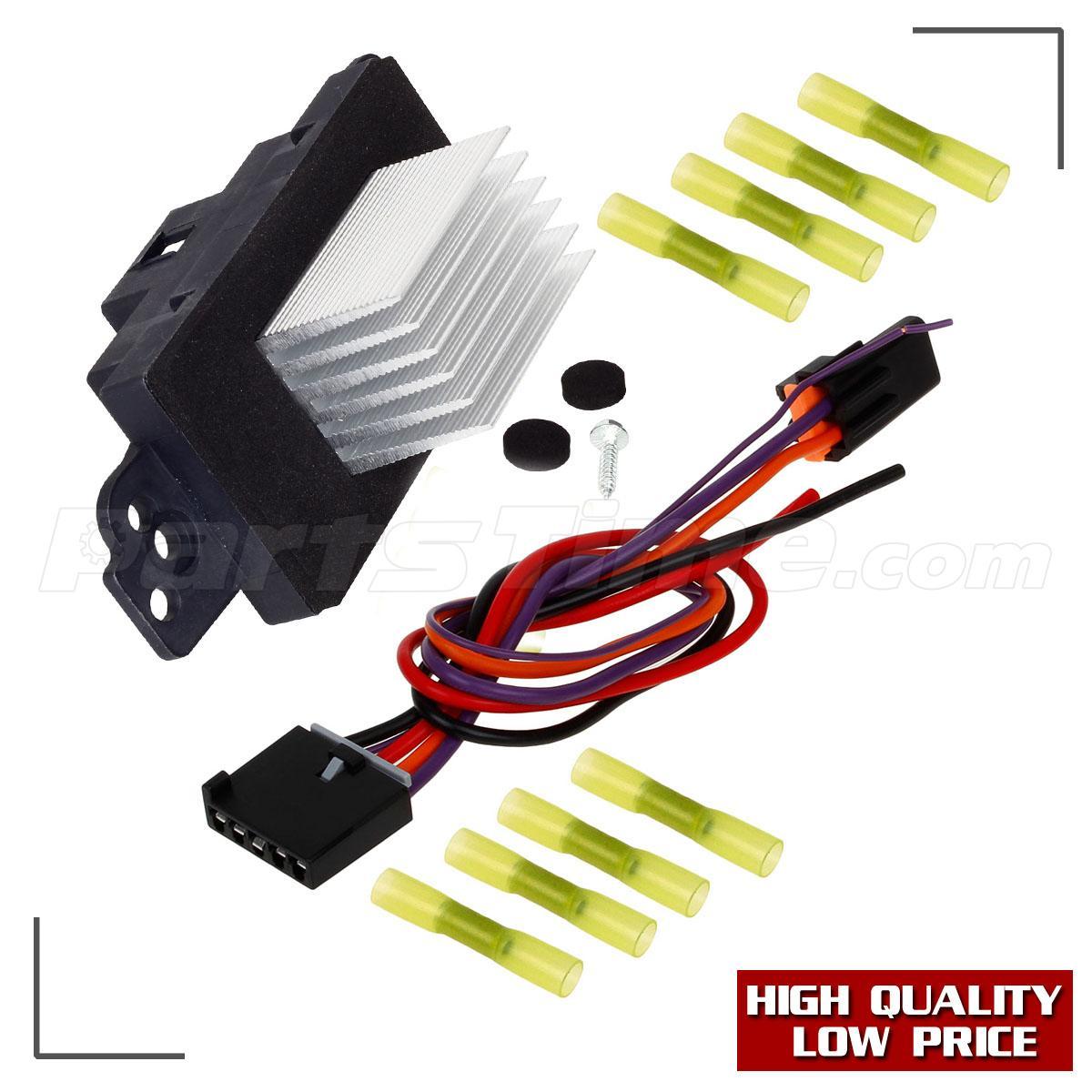 Chevy Impala Blower Motor Resistor: Blower Motor Resistor For 05-09 BUICK LACROSSE 04-13